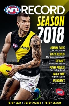 AFL Record Season 2018 - The Slattery Media Group - Store